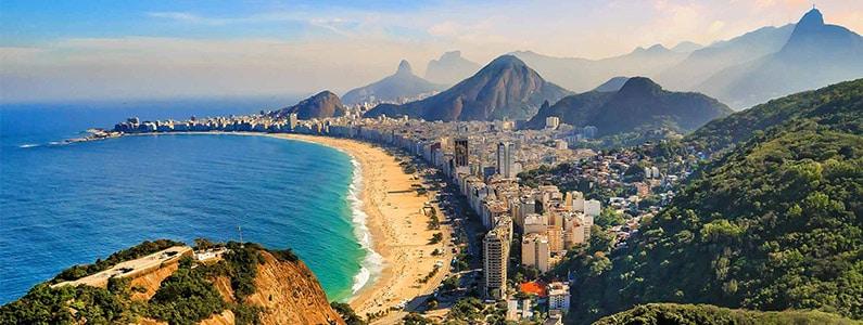 مهمترین شهرهای کشور برزیل
