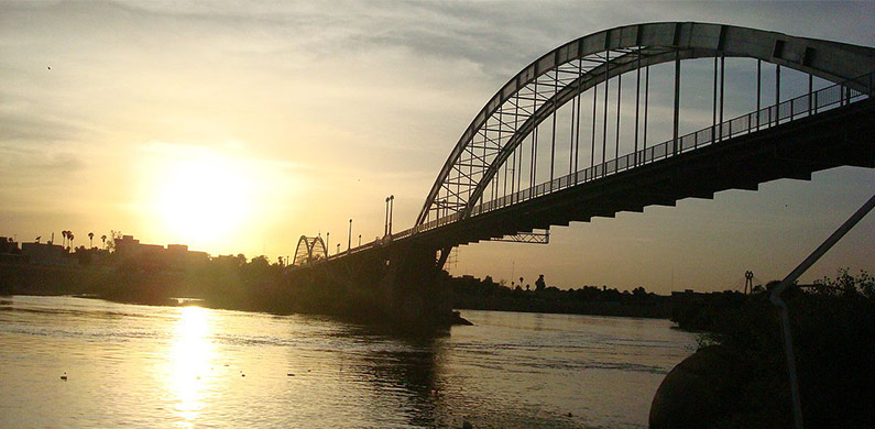 رود کارون