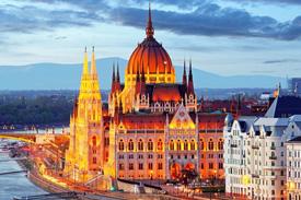 تور مجارستان، چک و آلمان