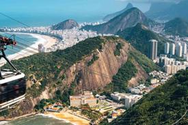 تور 7 روزه برزیل