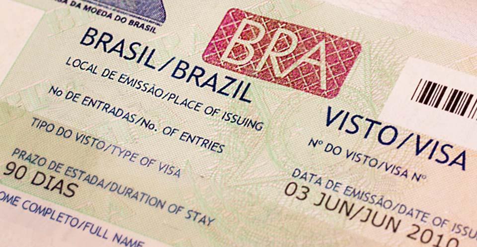 ویزای تضمینی برزیل